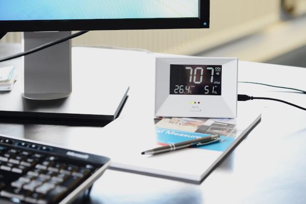 RM 100 Raumklima-Monitor CO2-Messgerät